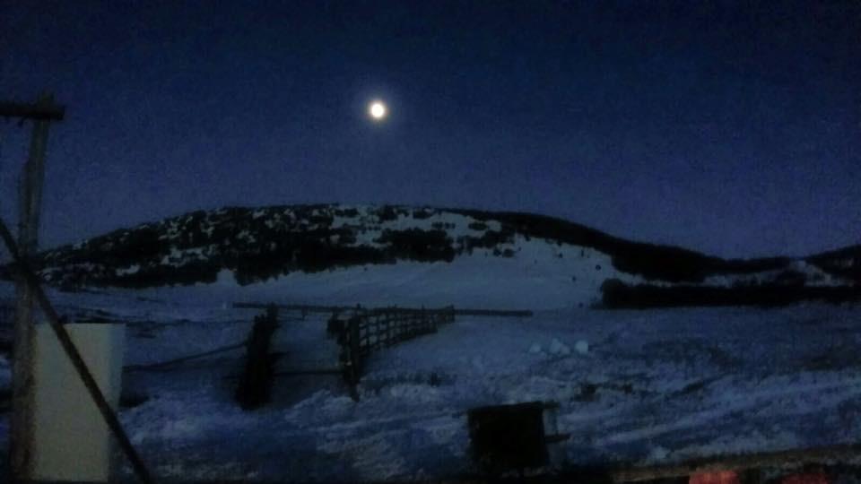 LUNA PIENA TRA I BOSCHI – 19 Marzo – Ciaspolata notturna