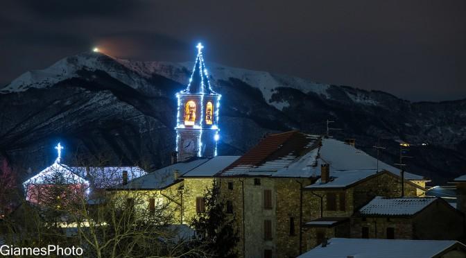 Circolo U Mercadello – sabato 12 gennaio camminata notturna sui monti